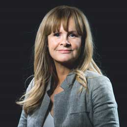 Christina Litz, Vice President Business Development and Revenue, Woodbine Entertainment