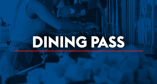 Dining Pass at 2019 Breeders Crown at Woodbine Mohawk Park