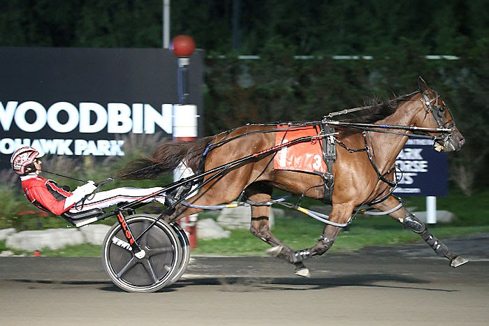 Niki Hill and driver Dexter Dunn cruise to victory in the Shes A Great Lady elimination. (New Image Media)