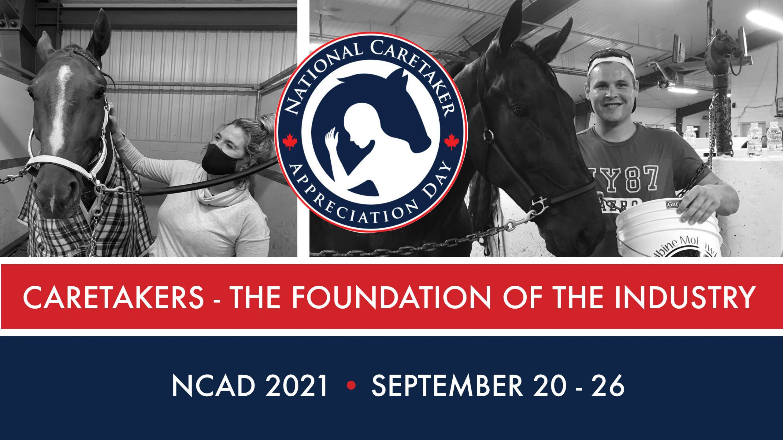 Caretakers - The Foundation of the Industry. NCAD 2021- September 20 - 26.