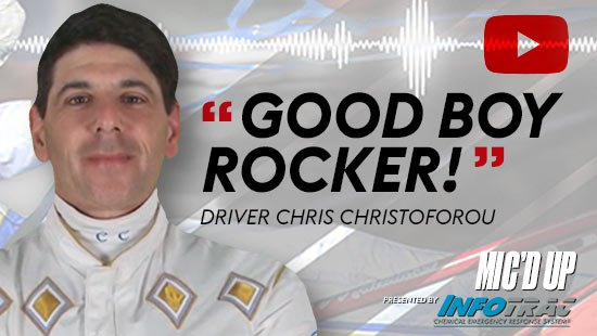 Chris Christoforou, Mic'd Up
