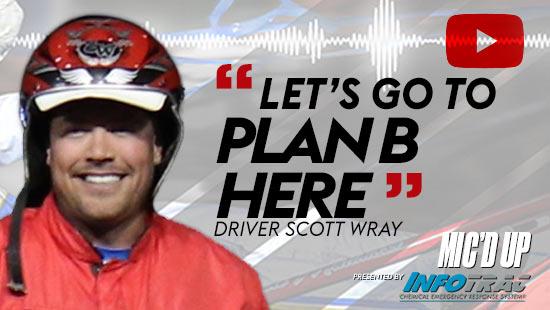 Scott Wray on Mic'd Up
