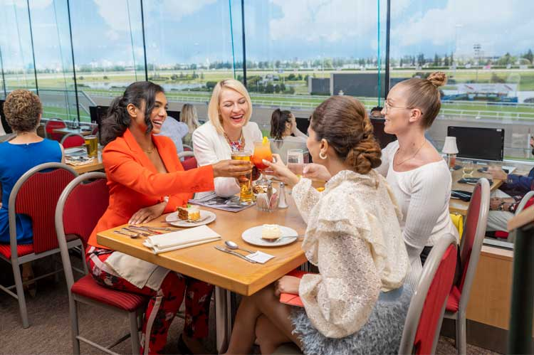 Favourites Dining Room at Woodbine Racetrack