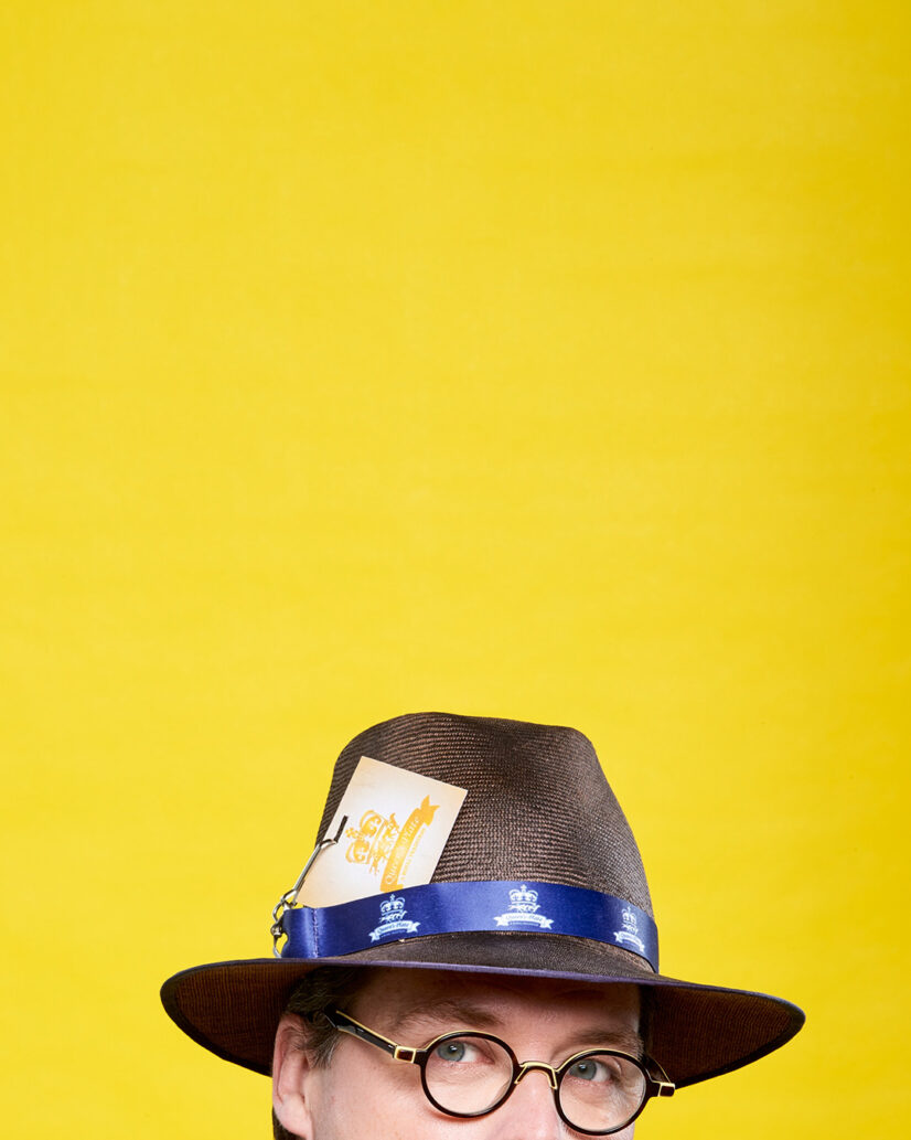 David Dunkley Fine MIllinery Mens Hat Shop Toronto Queens Plate 2021