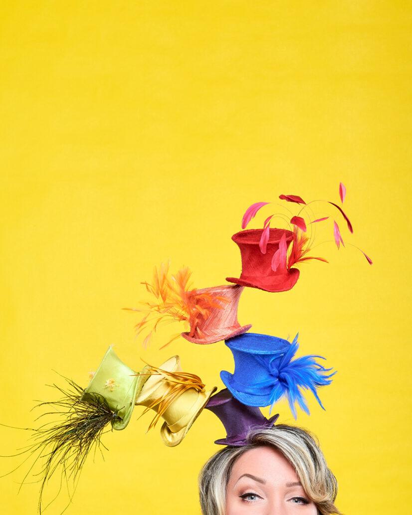 David Dunkley Fine Millinery Custom Silk Top Hat Toronto Queens Plate 2021