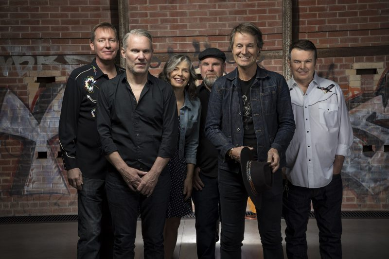 Legendary Canadian performing artist Jim Cuddy and his band will perform live at The 162nd Queen's Plate, at Woodbine Racetrack on Sunday, August 22, 2021. Photo by Heather Pollock.