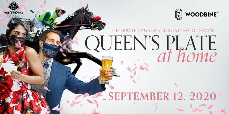 2020 Queen's Plate @ Home a Finalist for Hashtag Sports Awards' Best Use of Instagram. Celebrate Canada's biggest day of racing on September 12, 2020. Queen's Plate at home.