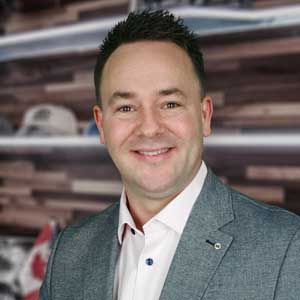 Chad Rozema, a handicapping expert at Woodbine Standardbred Racetrack