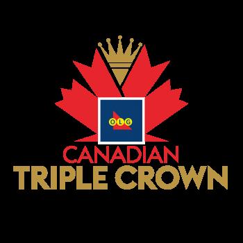 OLG Canadian Triple Crown logo