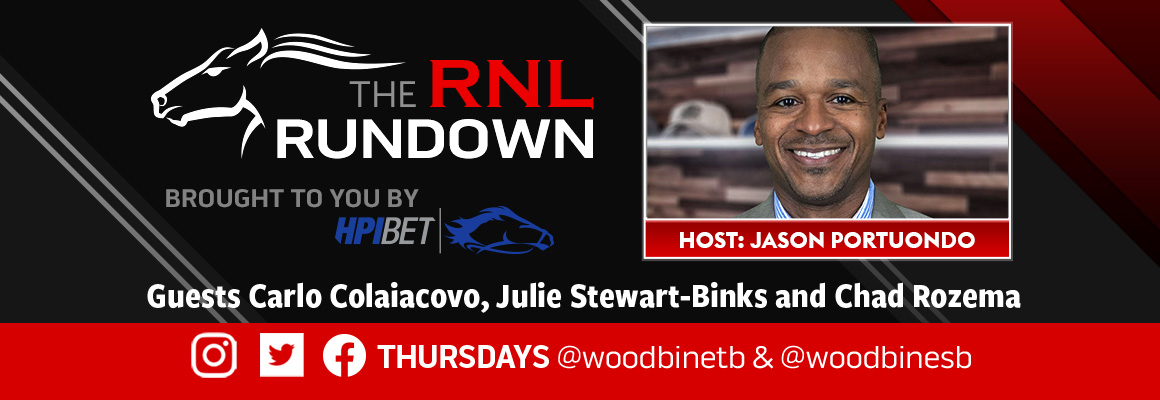 The RNL Rundown brought to you by HPIbet, hosted by Jason Portuondo - Desktop version