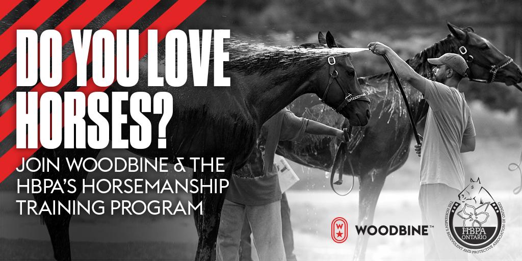 Horsepeople - Woodbine Racetrack